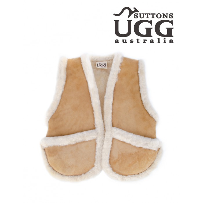 SUTTONS UGG CHILDREN VEST AS6601