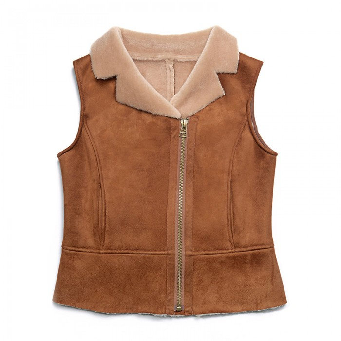 SUTTONS UGG VEST AS801
