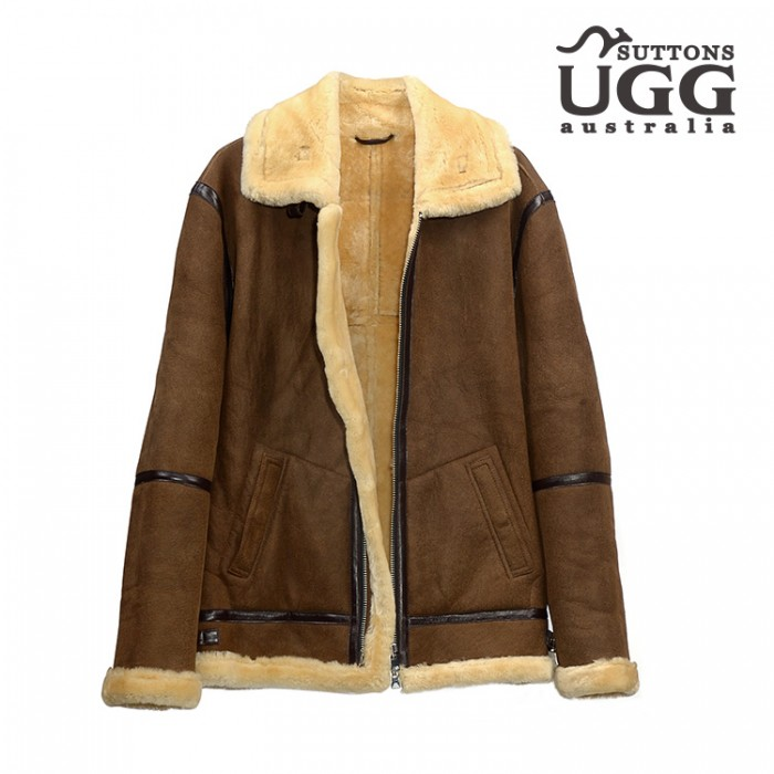 SUTTONS UGG JACKET AS8019