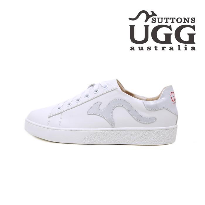 Leather Sneaker K516
