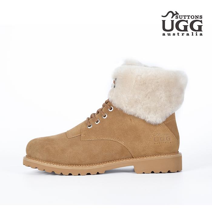 Lamb Wool Boots M2115