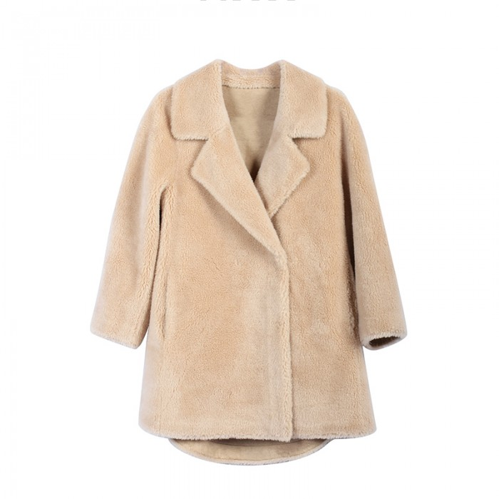 SUTTONS UGG WOOL COAT SG8101