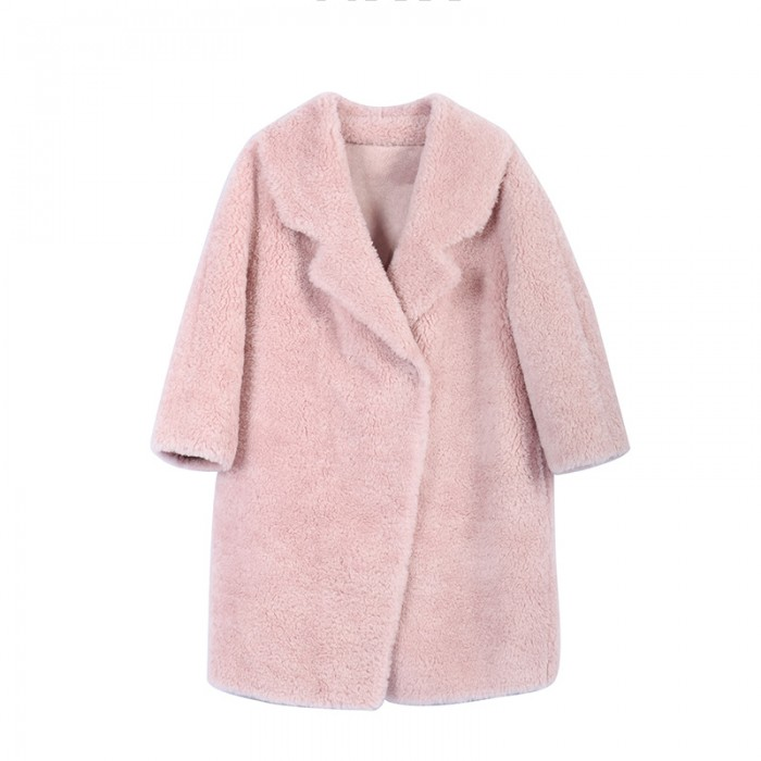 SUTTONS UGG WOOL COAT SG8102