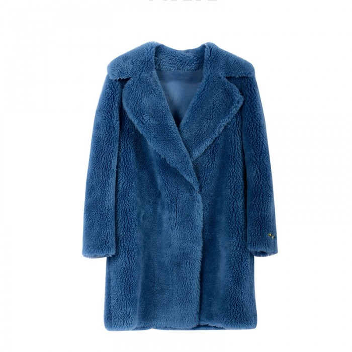 SUTTONS UGG WOOL COAT SG8103