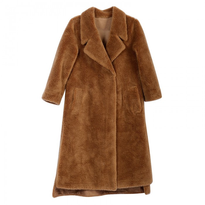 SUTTONS UGG WOOL COAT SG8105